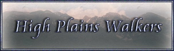 High Plains Walkers